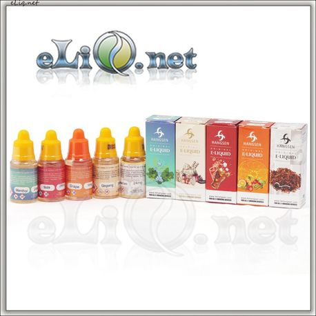 [Новая упаковка]10ml Hangsen PG e-juice e-liquid (Жидкость)