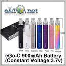 900 mAh (3.7v) eGo / eGo-T / eGo-C Battery - батарейка.
