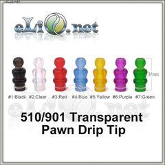 """""""Pawn"""" (пешка) пластиковый дрип-тип 510/901"""