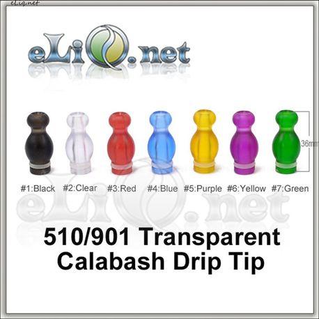 Calabash пластиковый дрип-тип 510/901