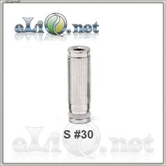 S 30 (510) Stainless Steel Drip Tip