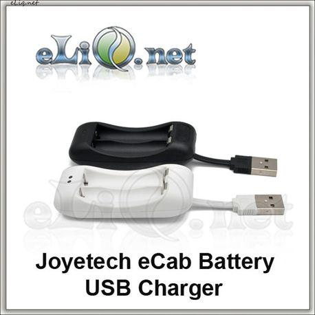 Joyetech eCab Battery USB Charger