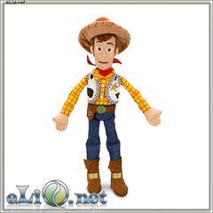 Мягкая кукла Вуди мультфильм История игрушек, Дисней Disney Toy Story