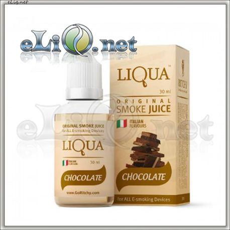 30 мл LIQUA Шоколад / Chocolate