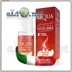 10 мл LIQUA Energy Drink / Энергетический напиток (Ред булл)