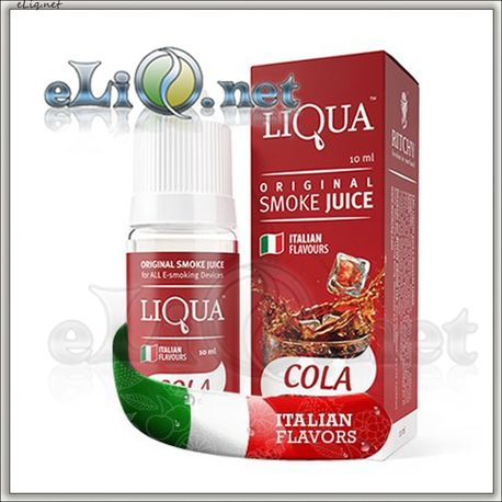 10 мл LIQUA Кола / COLA