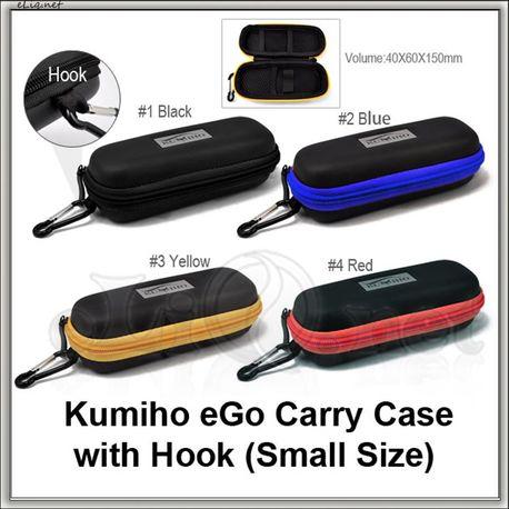 Кейс для электронной сигареты с карабином (средний)