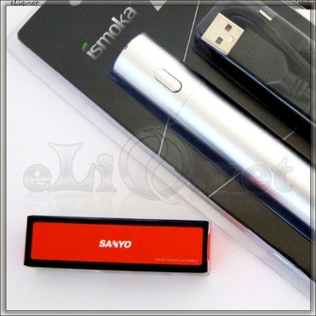 SANYO 2000mAh 16650 rechargeable Li-Ion Battery