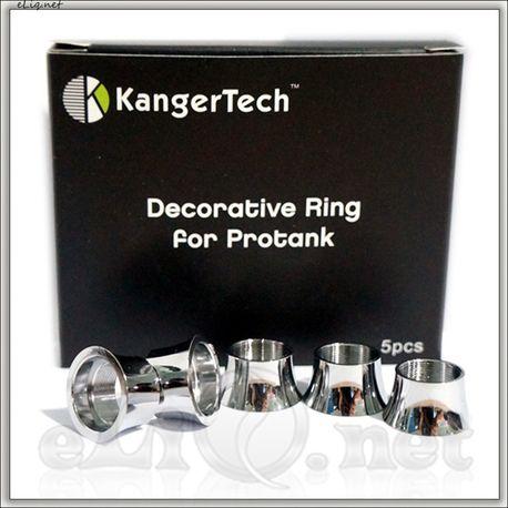 Декоративное кольцо - юбка для Kanger Protank, Protank-2 и Protank-3