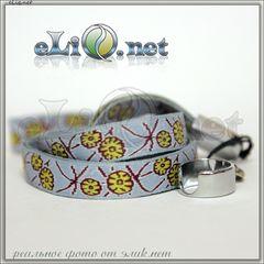 Солнечные хризантемы. Шнурок для ношения электронной сигареты на шее.  Для Ego-T/ Ego-C/ Ego-W/ Ego-D / ECHO