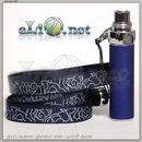 Тайны морских глубин. Шнурок для ношения электронной сигареты на шее.  Для Ego-T/ Ego-C/ Ego-W/ Ego-D / ECHO