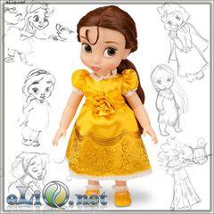 Кукла Принцесса-малышка Белль (Disney)