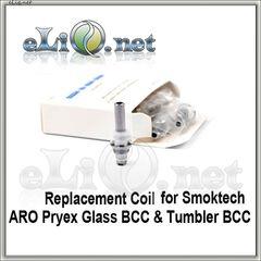 [Smoktech] Испаритель для ARO / Trophy / Mini Trophy / FBC / Tumbler / RBC / MBC / PBC