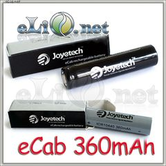 [Joyetech eCab] 360mAh ICR10440 rechargeable li-ion battery  / аккумулятор