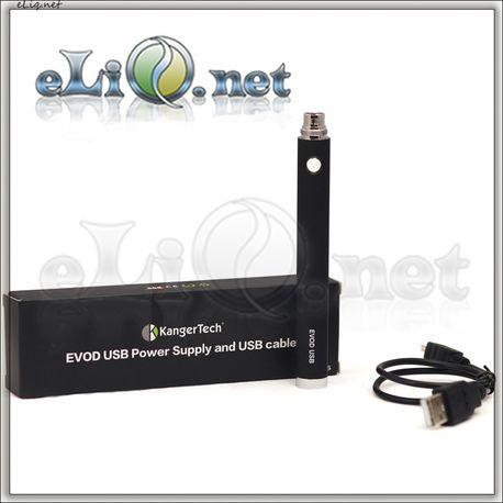 3.8 V, 1000 мАч Kanger EVOD Manual USB Battery (passthrough)