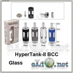 5ml HyperTank 2 BCC - Стеклянный клиромайзер-танк/ Гипертанк-2