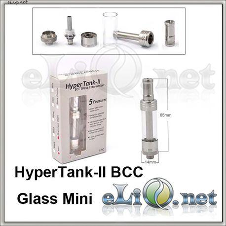 Mini HyperTank 2 BCC - Стеклянный клиромайзер-танк