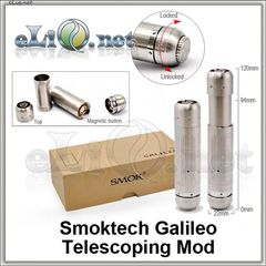 [Smoktech] Galileo Telescoping Mod - механический мод