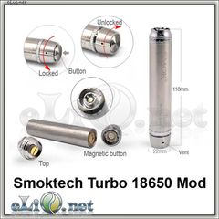 [Smoktech] Magnetic Turbo 18650 Mod