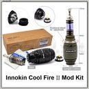 Владивосток 2000 :) Innokin Cool Fire Ⅱ - комплект мод-вариватт + клиромайзер
