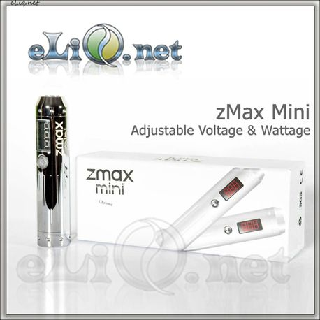 SMOKtech Mini Zmax 18350 VV/VW
