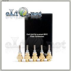 [KangerTech] Сменный испаритель для E-smart 510 BCC разборного клиромайзера