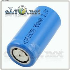 [18350] LIR 900mAh 3.7V rechargeable Li-Ion Аккумулятор