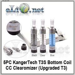 [KangerTech] 3ml T3S BCC / Разборной клиромайзер