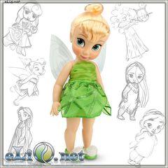 Кукла малышка фея Тинкер Белл (Динь-Динь, Disney)