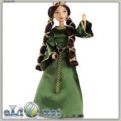 Кукла королева Элинор Disney, мама Мериды из Храбрая Сердцем.