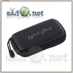 Кейс из искусственной кожи для электронной сигареты и аксессуаров