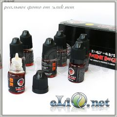 Totally Wicked Patriot Range 5ml 18 mg