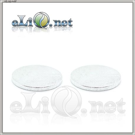 10*1mm Rare-earth Neodymium NIB Disc Magnets - неодимовые магнитики, 2 шт