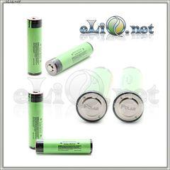 [18650] 3400 mAh 3.7V Protected  Panasonic NCR18650B rechargeable Li-Ion - защищенный литий-ионный аккумулятор