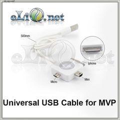 [Innokin] Universal USB Cable for MVP / универсальный ЮСБ-кабель