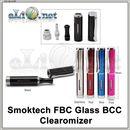 [Smoktech] FBC Glass BCC стеклянный разборной клиромайзер с нижним расположением спирали.
