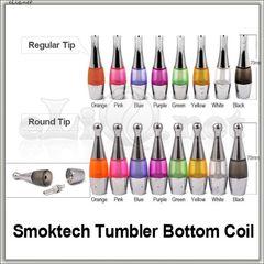 [Smoktech] Tumbler Bottom Coil Tank разборной клиромайзер - танк с нижним расположением спирали.