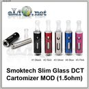 [Smoktech] Slim Glass DCT - дуалкоил-танк