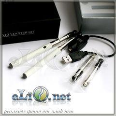 [510] Тонкая электронная сигарета. Стартовый набор для начинающих и не только.