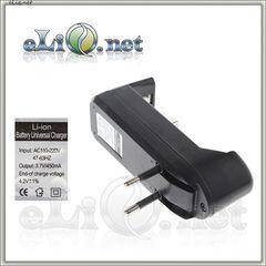 Зарядка для 18350 / 18500 / 18650 аккумуляторов