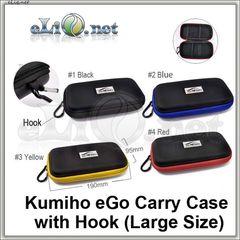 [Kumiho] Кейс для электронной сигареты с карабином (большой)