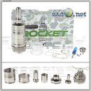 Rocket V2 Rebuildable Atomizer Kit (5mL) (Обслуживаемый атомайзер, Ракета, вторая версия)