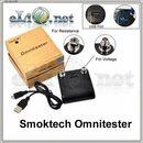 SmokTech Omnitester Омнитестер (Ом-вольт-метр, измеритель сопротивления и напряжения)