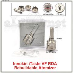 Innokin iTaste VF RDA - ОА для дрипа из нержавеющей стали.