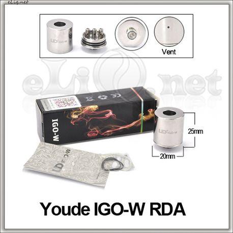 Youde IGO-W - ОА для дрипа из нержавеющей стали.
