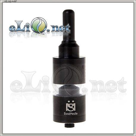 [1692100] Черный Kayfun Lite Rebuildable Atomizer (4.5mL) (Обслуживаемый атомайзер, клон кайфуна)