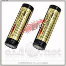 Efest 18650 2600 mah Li-ion battery with flat top. Литий-ионный аккумулятор без защиты