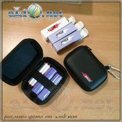Efest кейс на молнии для хранения и транспортировки аккумуляторов 18650