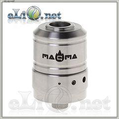 Magma RDA - ОА для дрипа из нержавеющей стали. Магма клон.