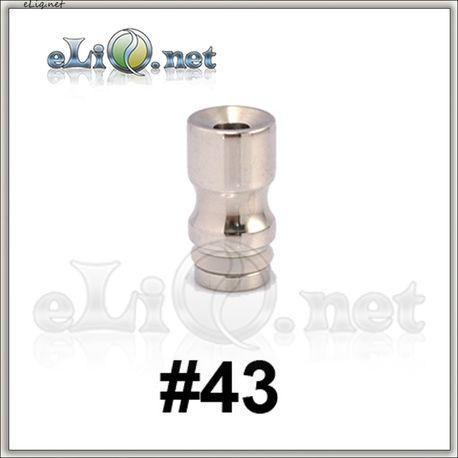 [510] Тип 43. Дрип-тип из нержавеющей стали